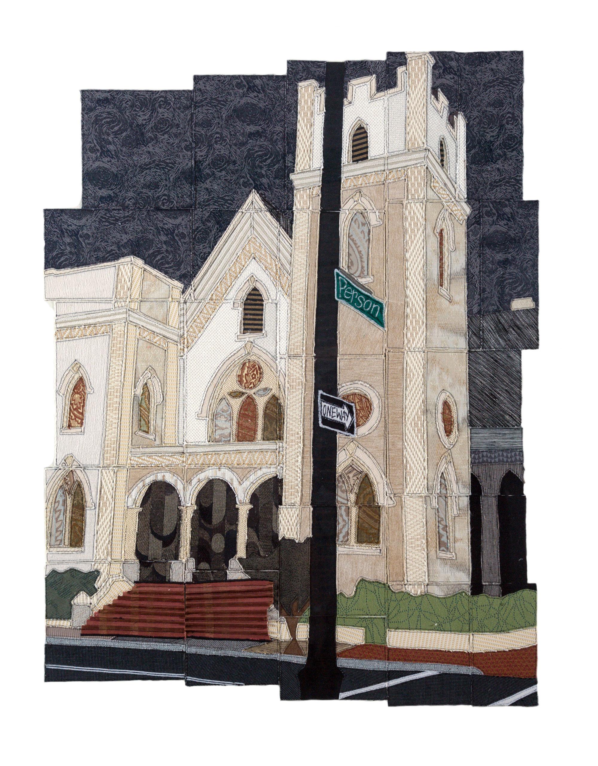 (Formerly) Tabernacle Baptist Church, Raleigh, NC, 2016