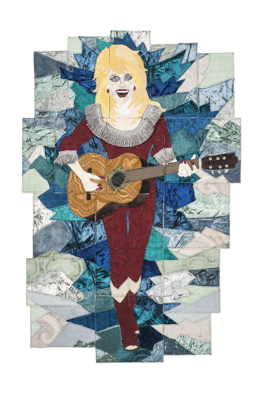 Dolly Parton, 2017