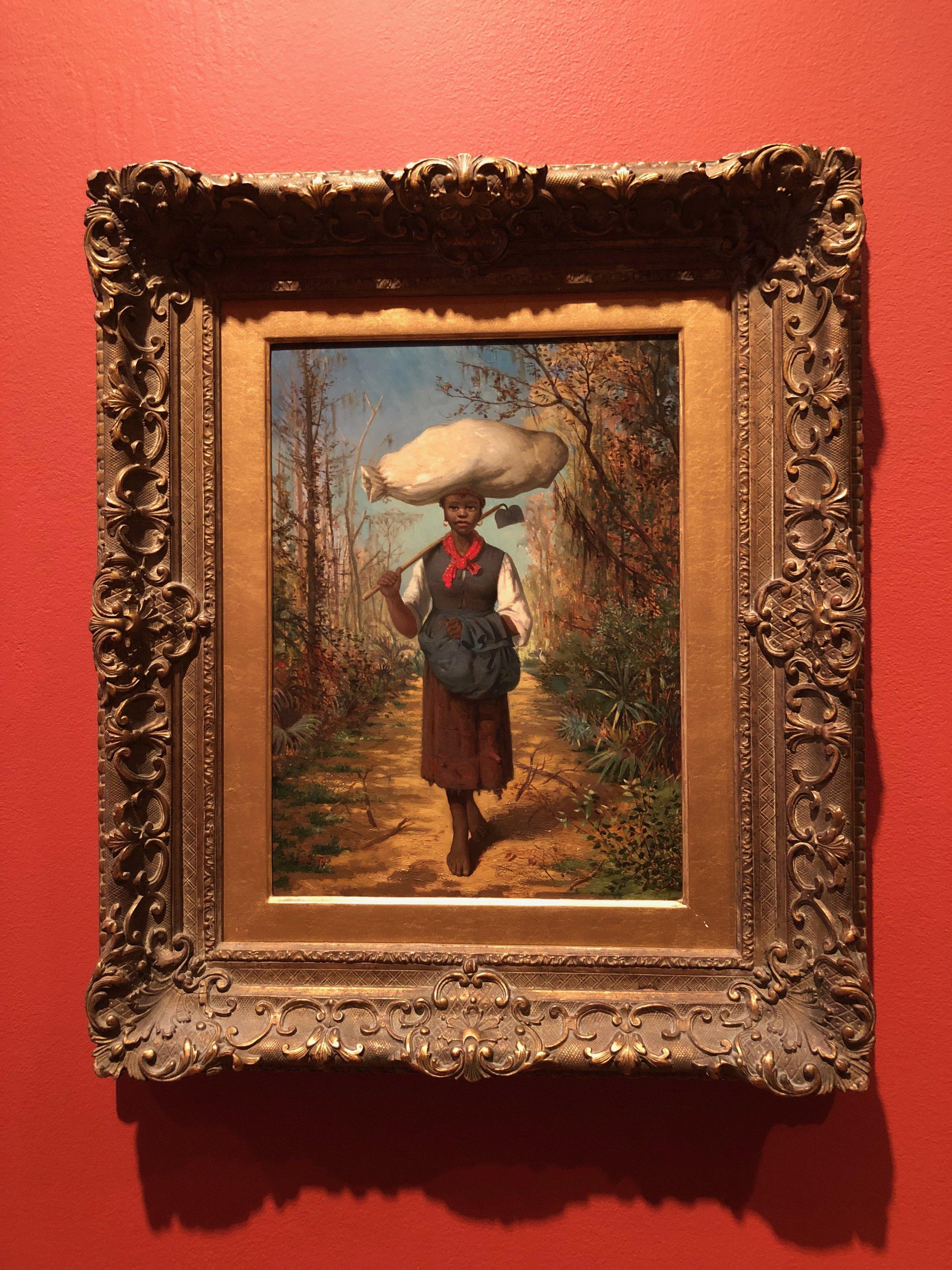 Return from Harvesting,  1874 - James Wells Champney
