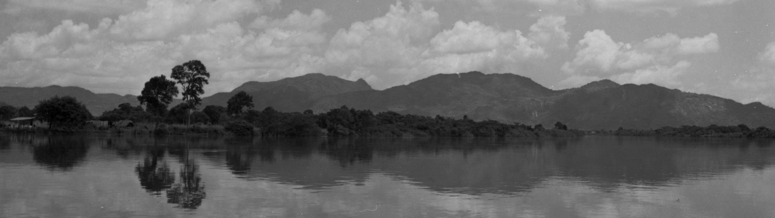 Cropped panorama of Venezuela photographed by Hector Sandoval, my grandfather