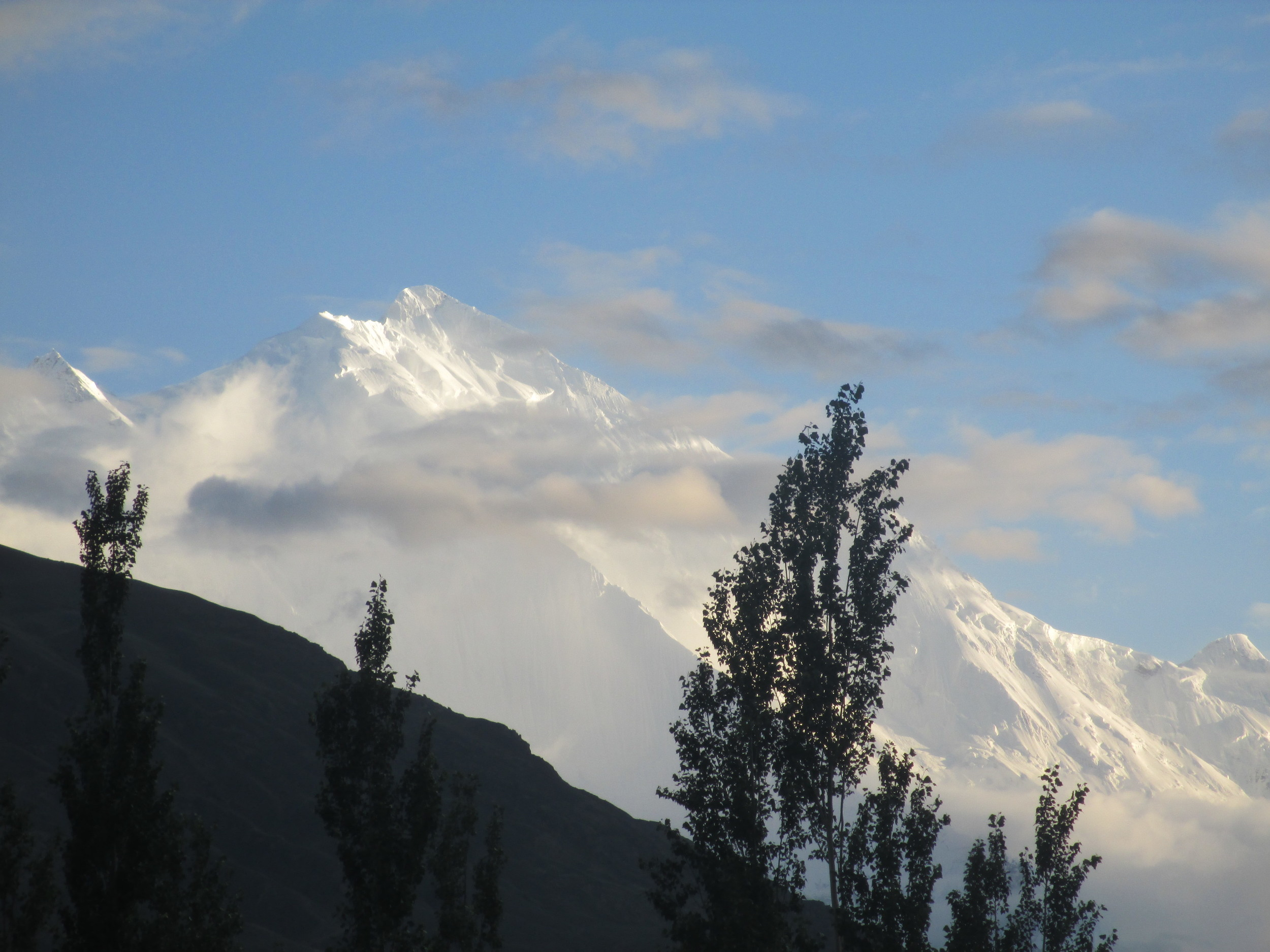 Rakaposhi - The jewel of the Hunza