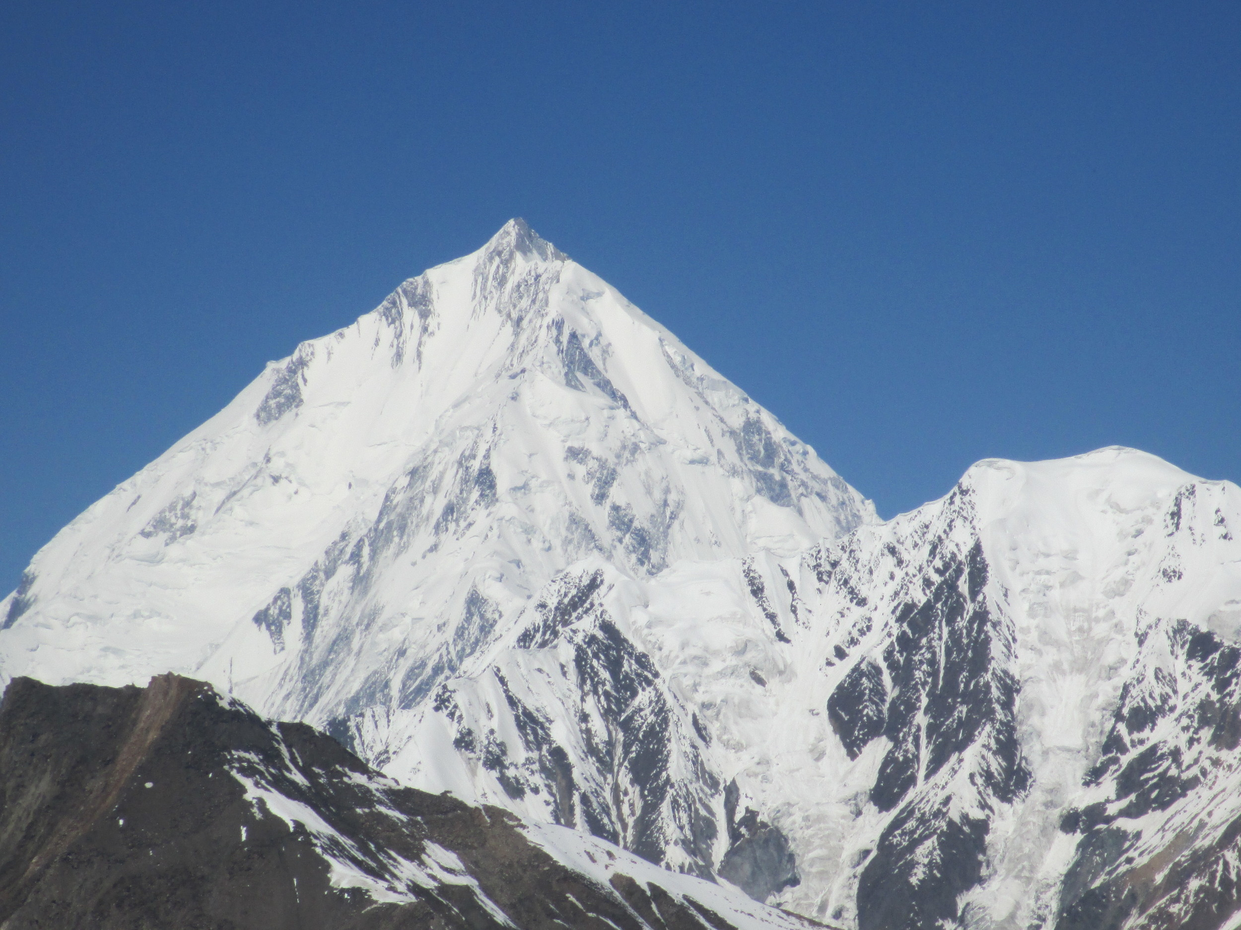 Rakaposhi North Face