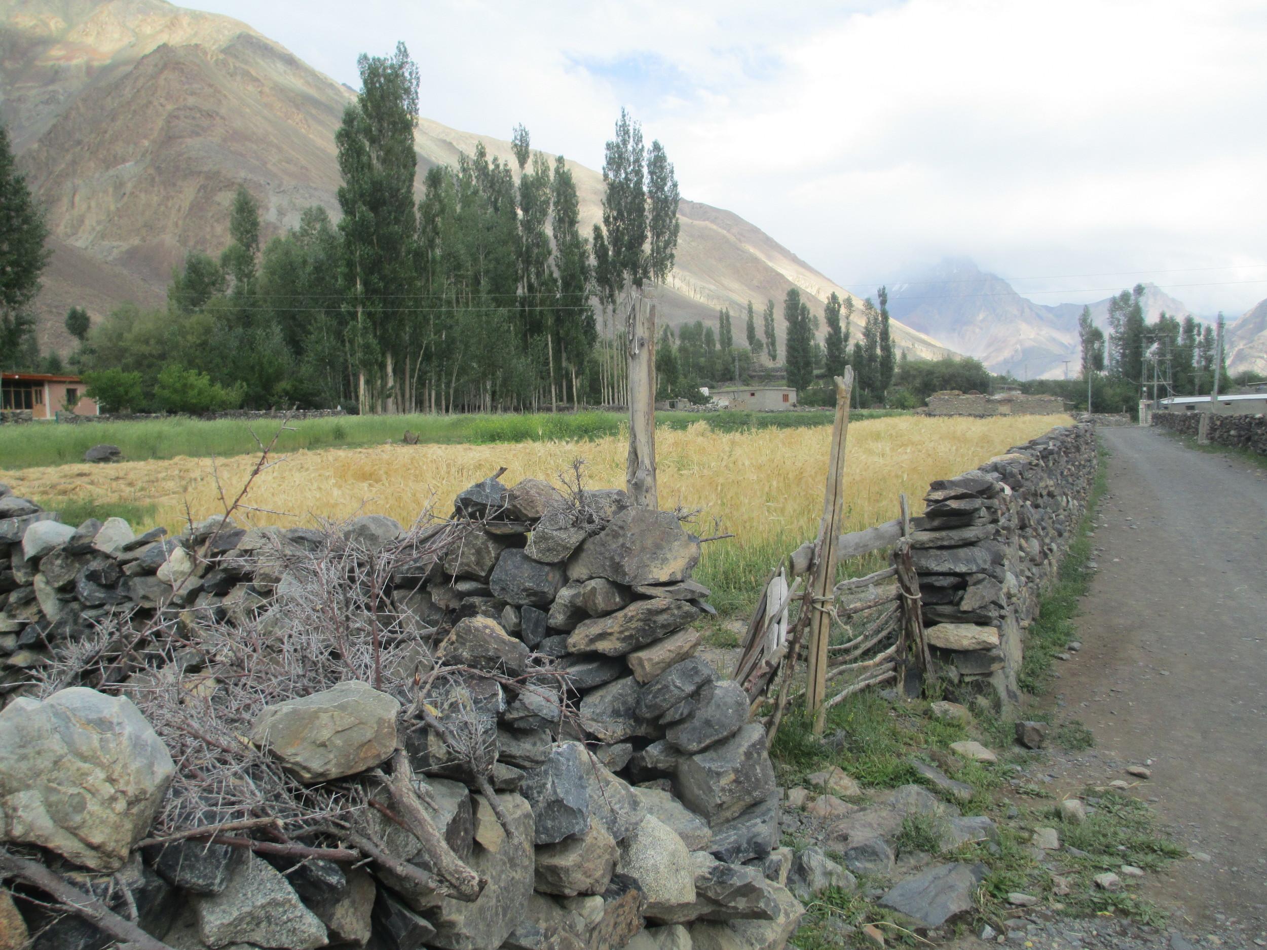 Zuda Khun - Chupursan valley