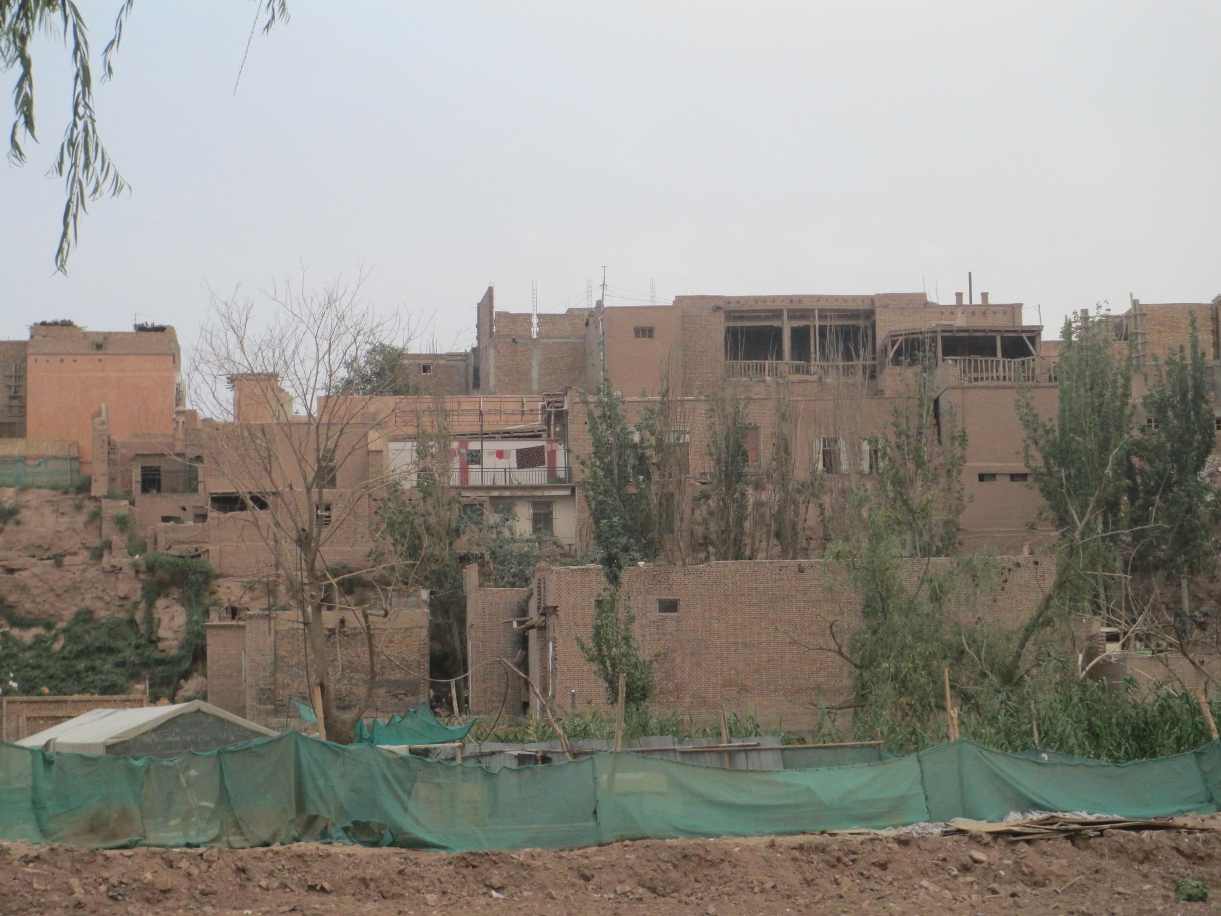 more Kashgar