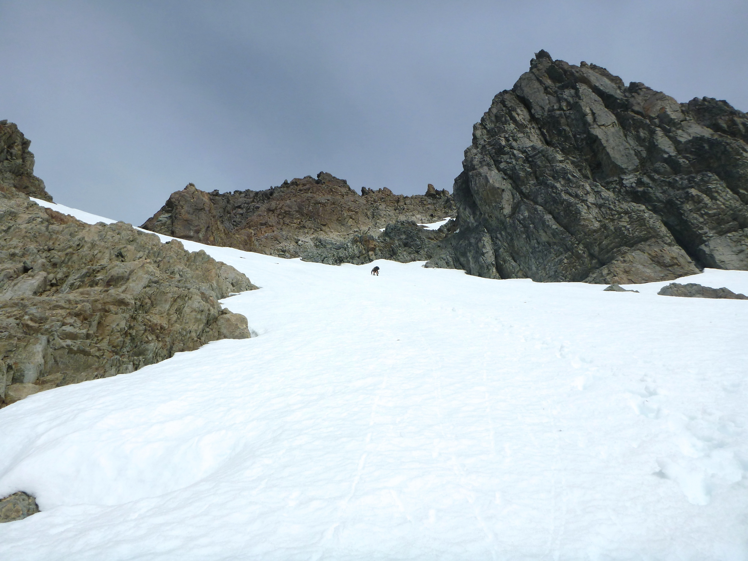 On Mount Hopeless