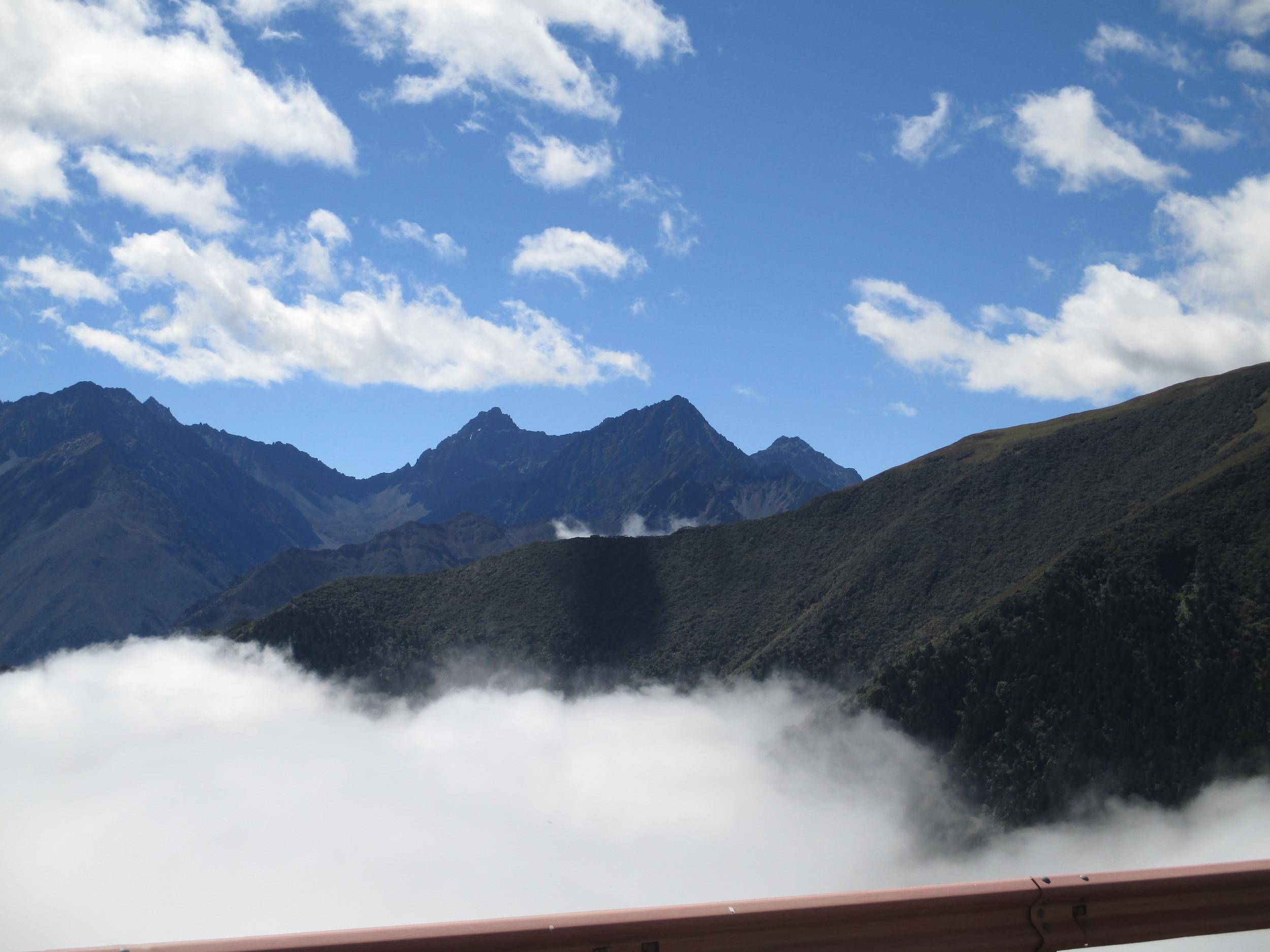 Balang Mt Pass