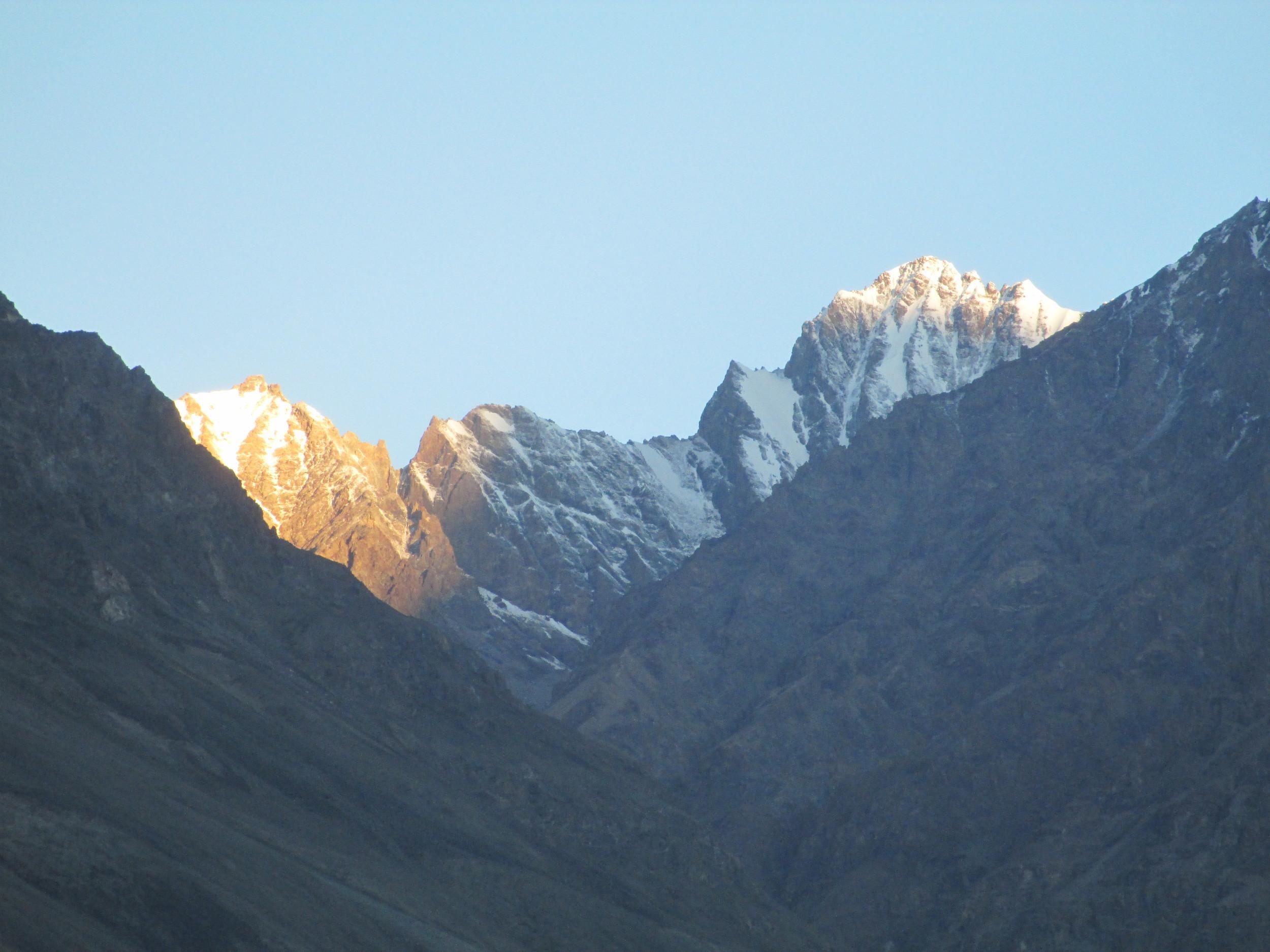 Saltoro Range