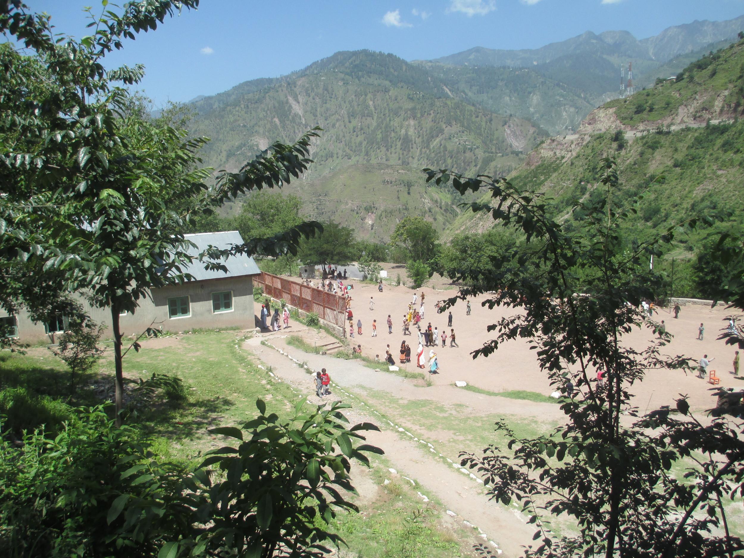 aghan Memorial Trust School