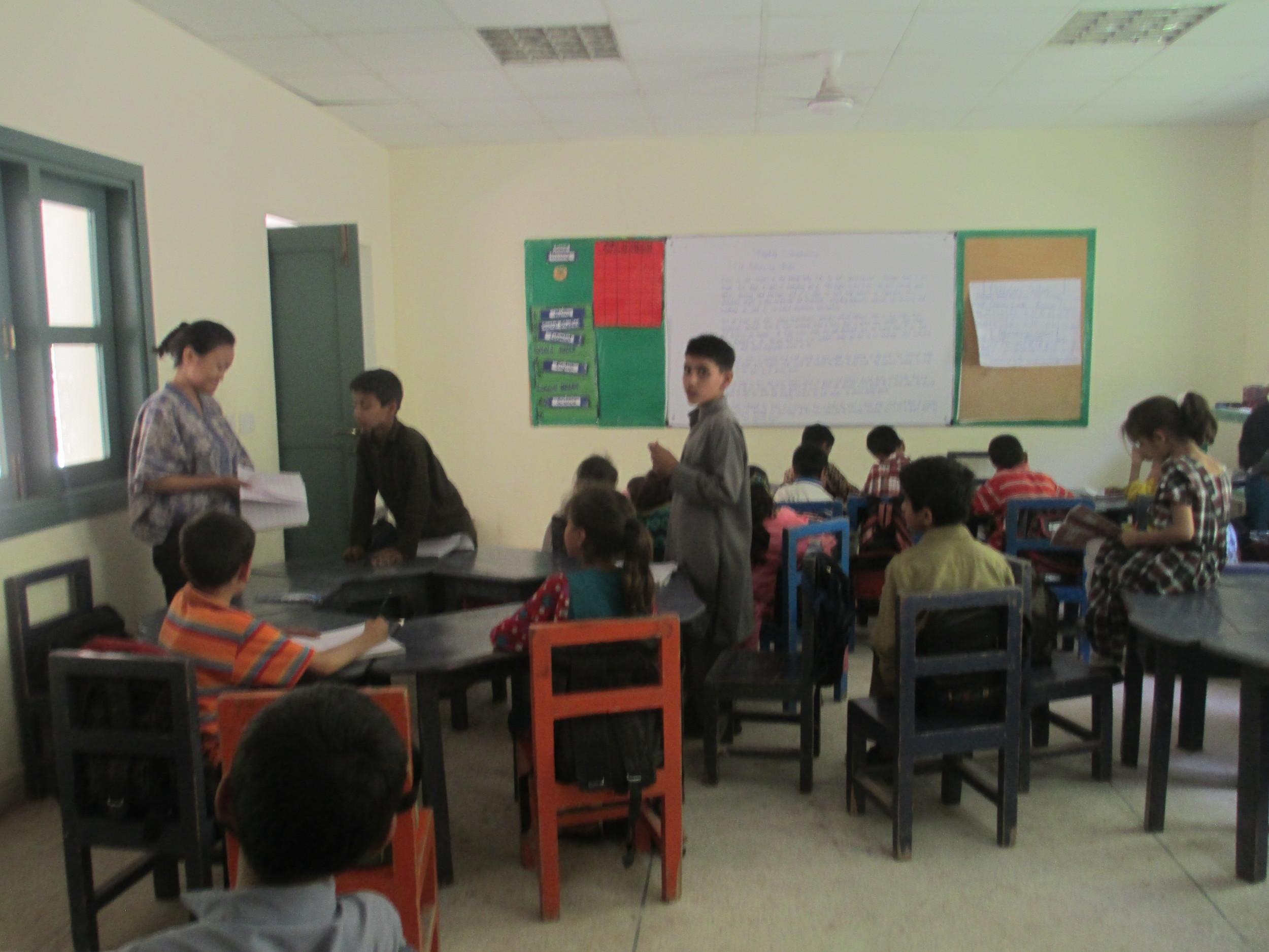 Kaghan Memorial Trust School
