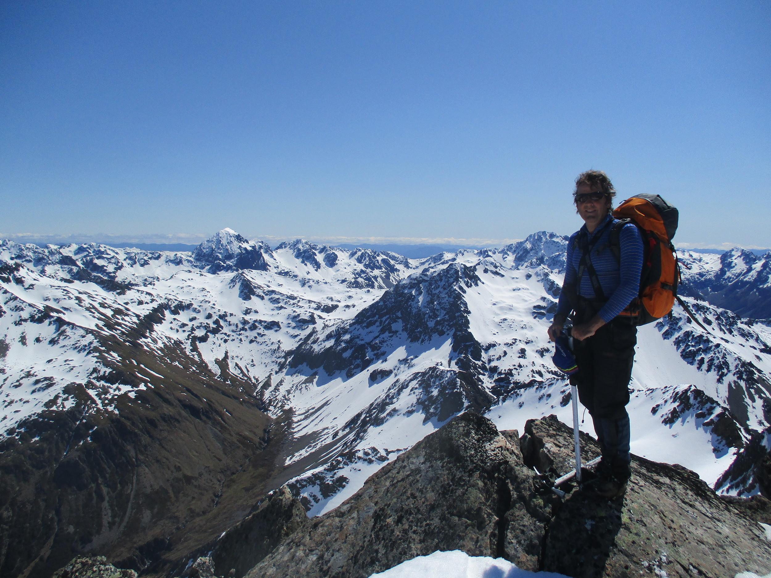 summit of Chittenden