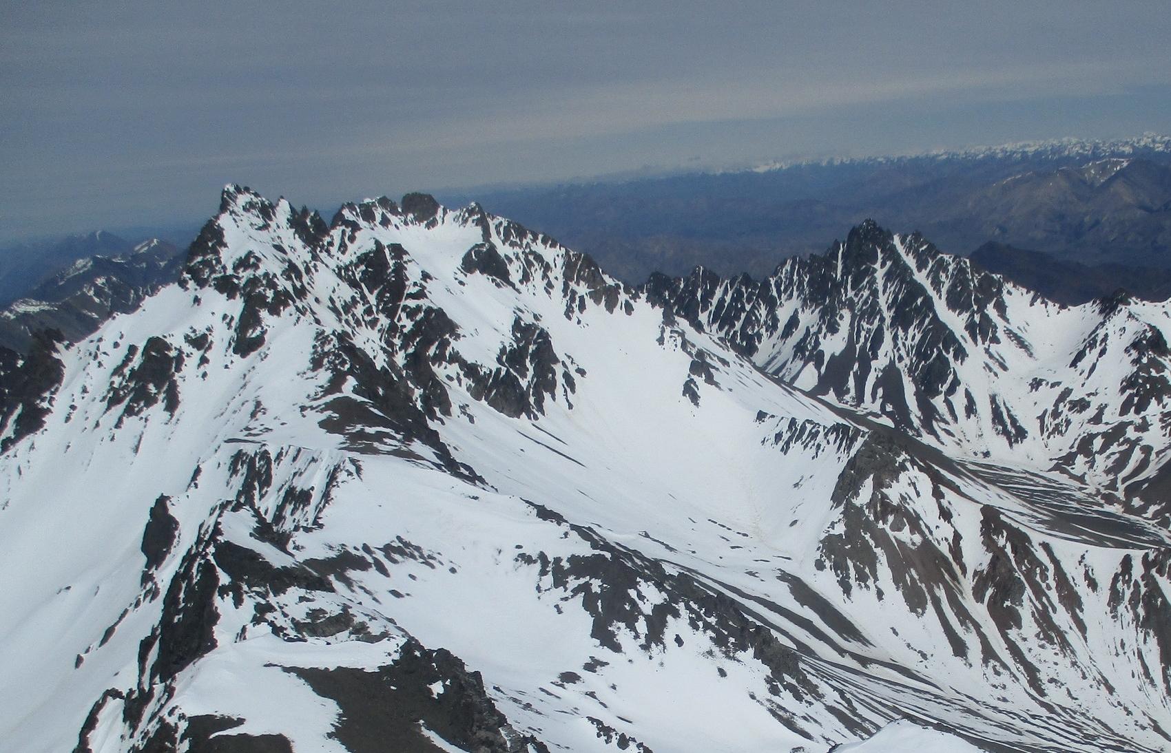 Mt Alarm and Mitre