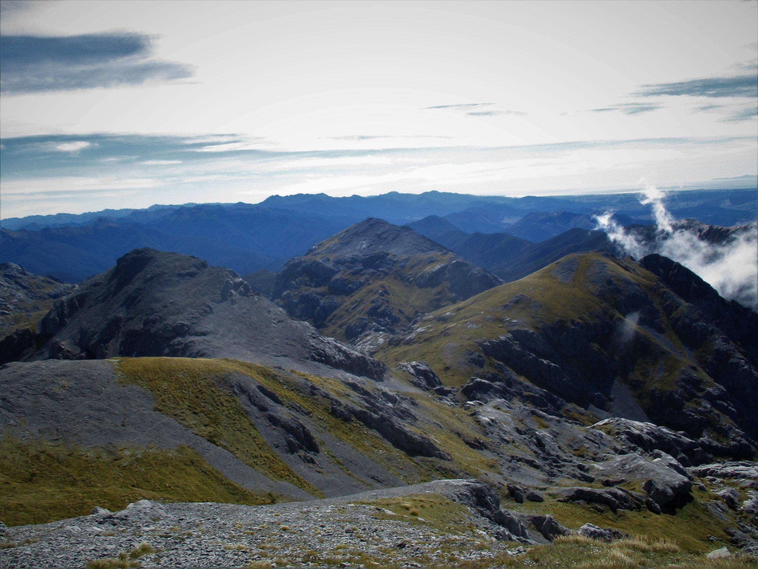 Marino mountains