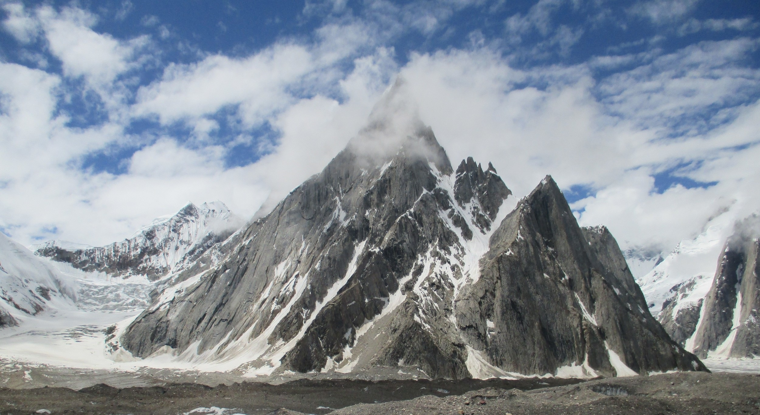 Mitre on the Baltoro