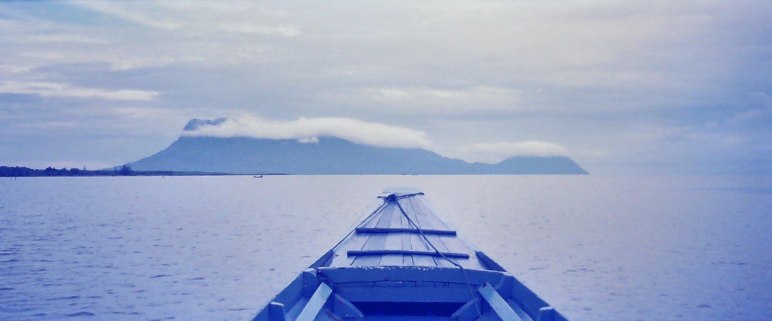 Blue Horizon  by Andrew Gurnett