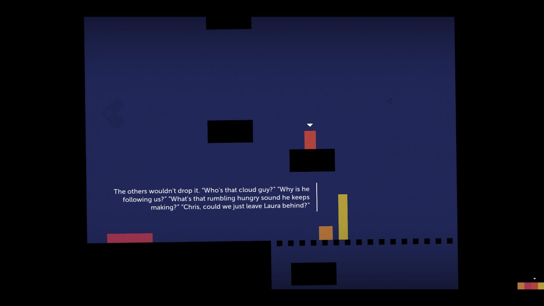 Thomas-Was-Alone-gameplay-screenshot