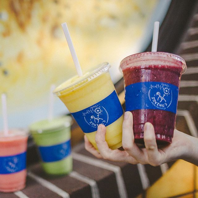 It's smoothie weather!