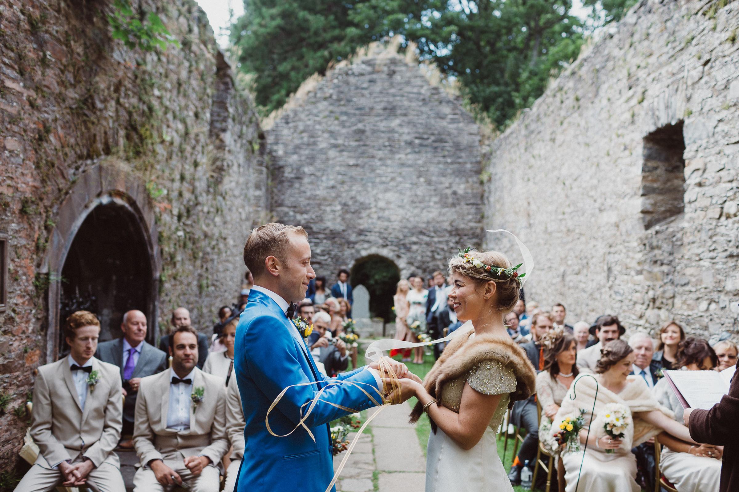 Blair Castle Wedding, Scotland