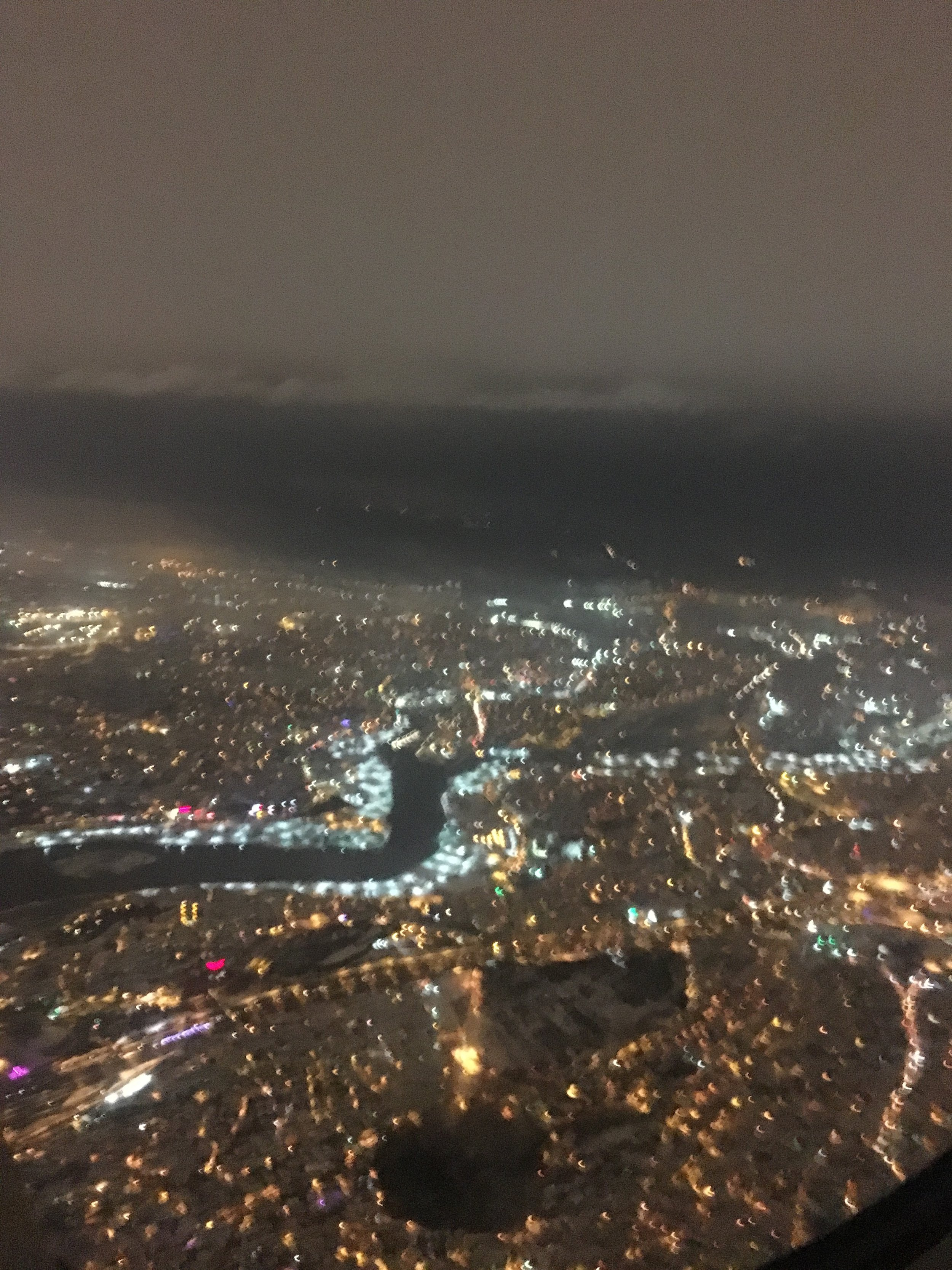 Blurry...but Istanbul