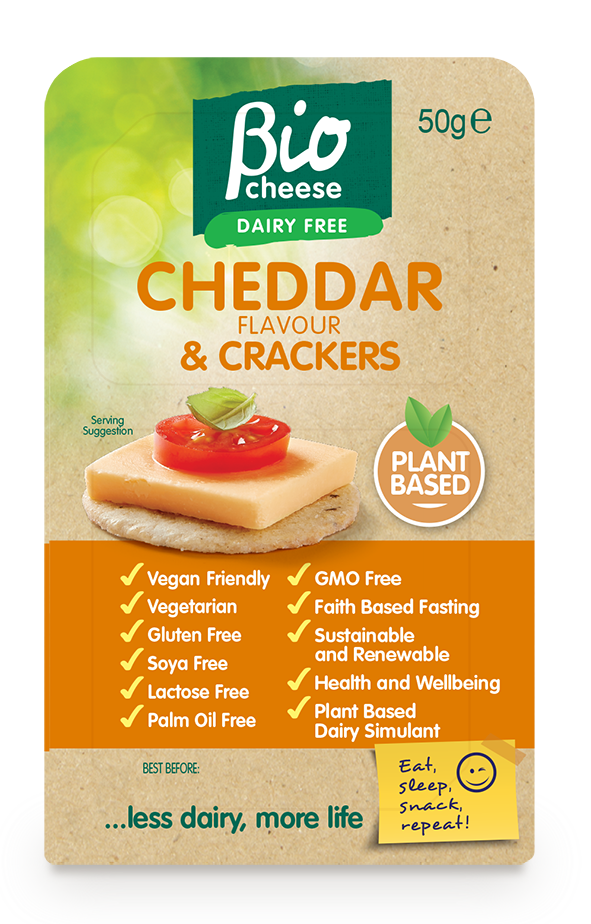 my life bio cheese snack pack vegan