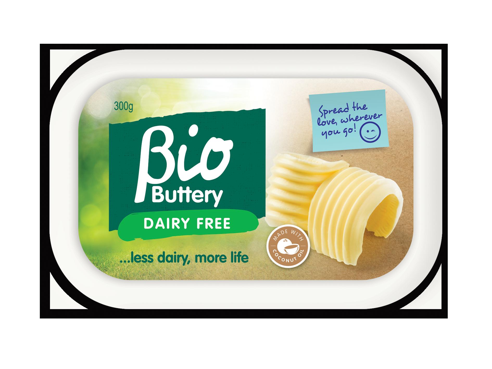 bio buttery vegan butter