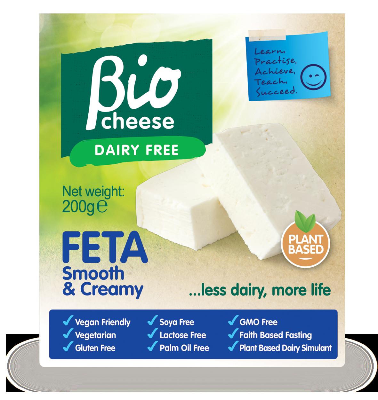 my life bio cheese feta vegan