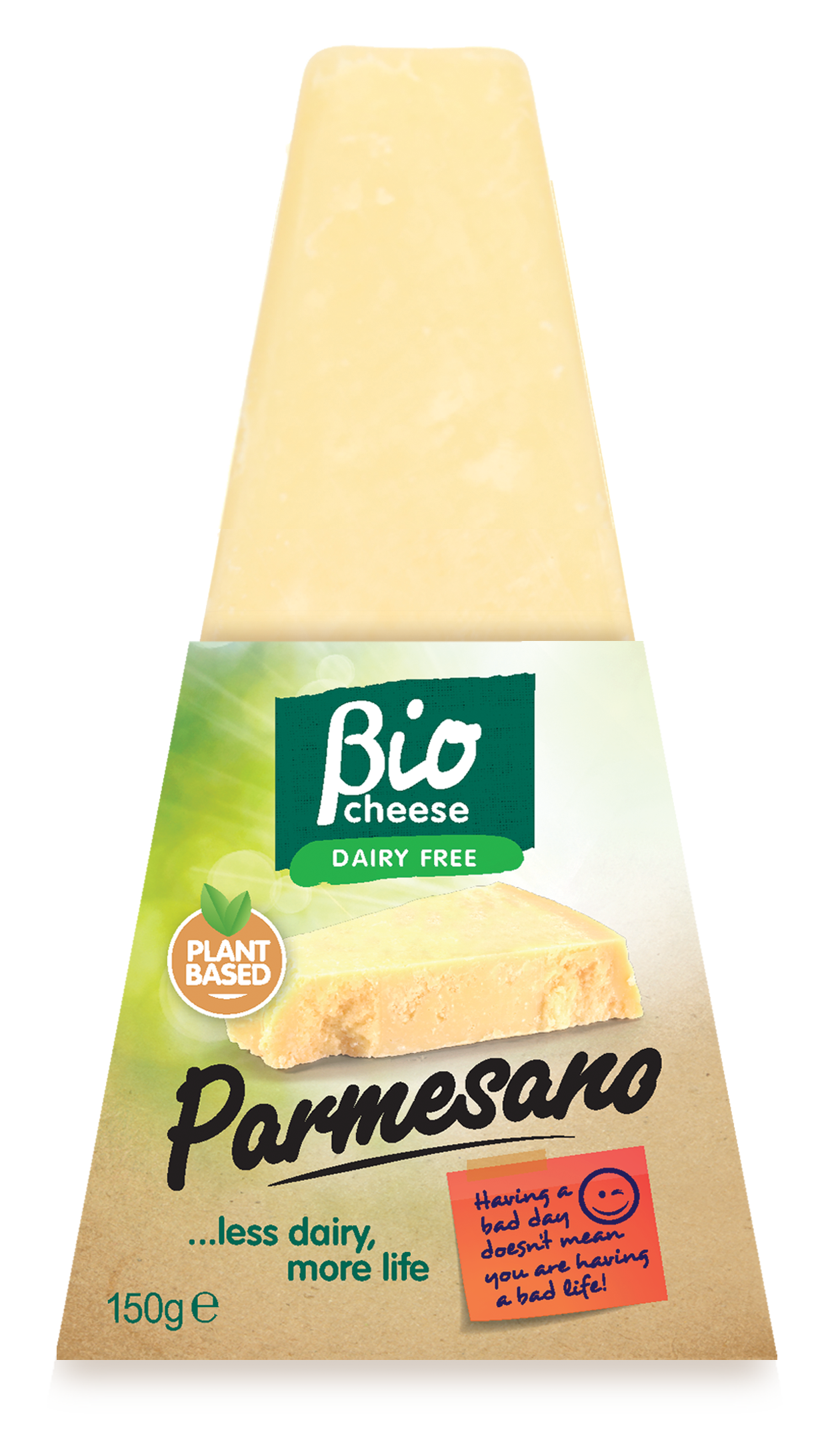 bio cheese parmesano vegan cheese