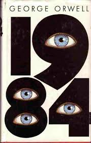 """""""Big Brother is Watching You."""" ― George Orwell, 1984"""