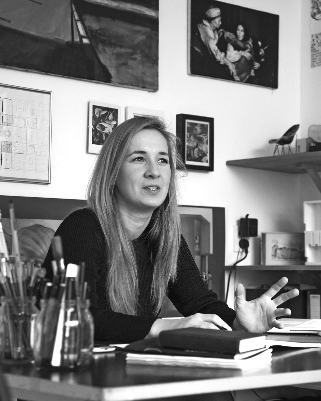 Katarzyna Nowac   Architect