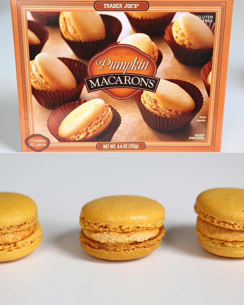 8. Macaroons are just always great, but probably even better when pumpkin spice.