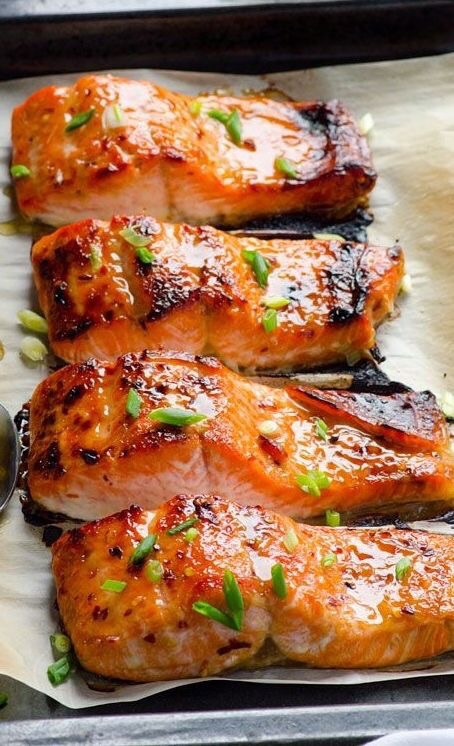 Baked Thai salmon   http://ifoodreal.com/clean-eating-baked-thai-salmon-recipe/