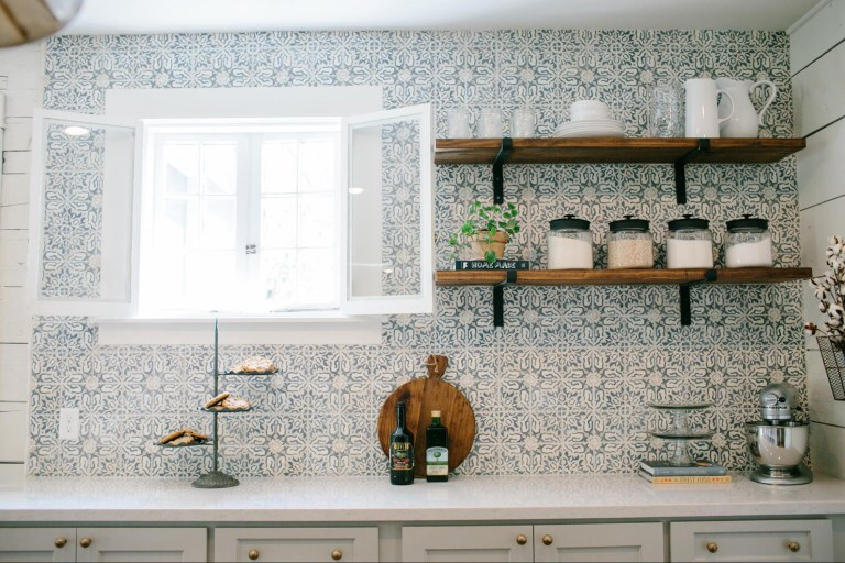 The tiles used in the kitchen are often a stunning focal point. No tiles are the same between projects, so each fits the client's taste perfectly.