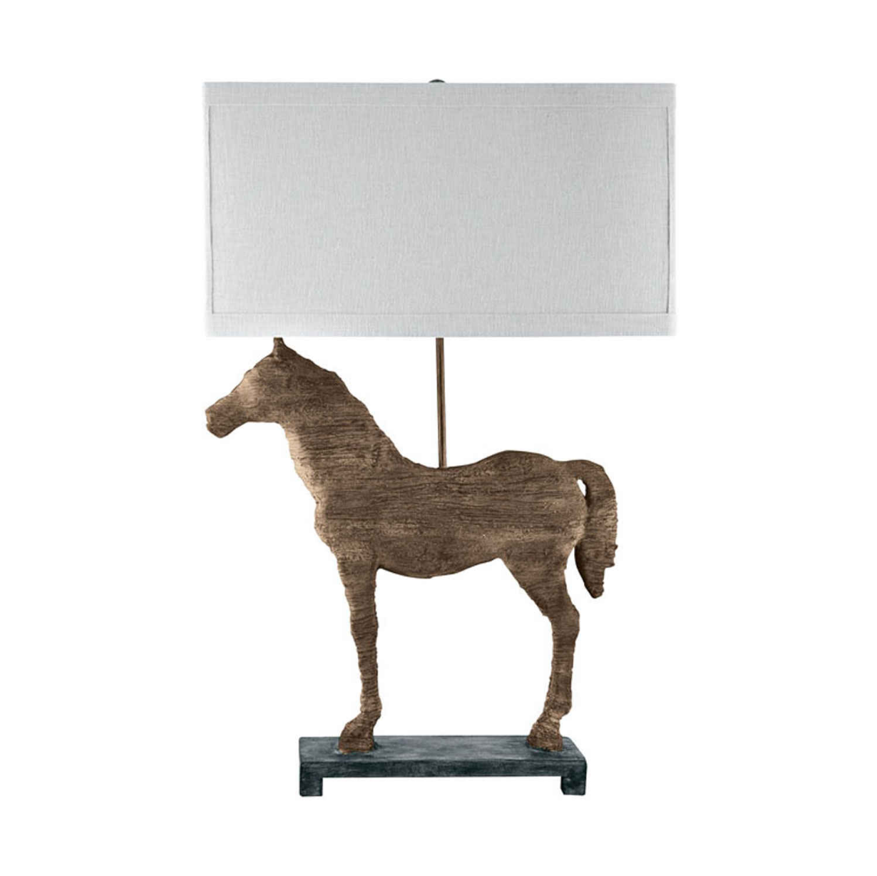 I absolutely LOVE this  Lightworks Natural Table Lamp and the natural, earthy feel it would bring into a space. It's the perfect blend between a rustic sculpture and a source of light.