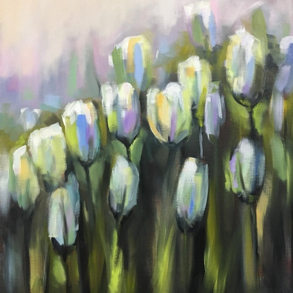 Wendy Bilas, Spring Tulips