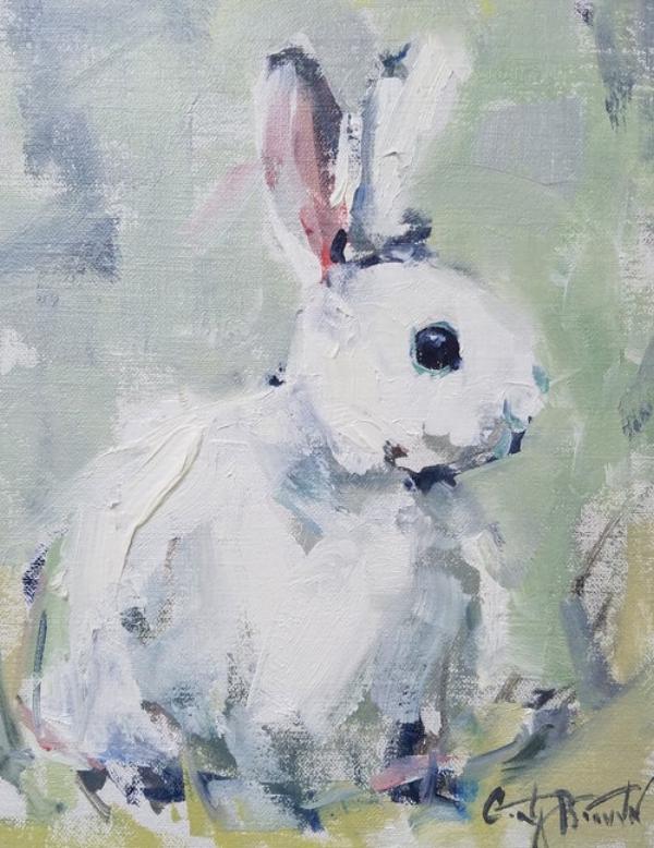 Gina Brown, Bunny 1