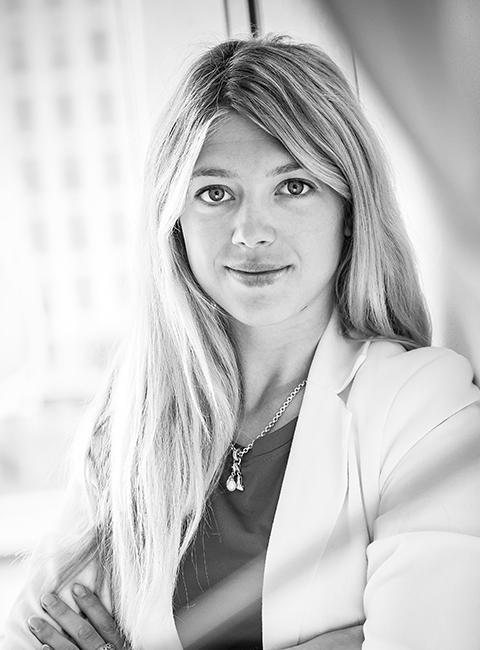 Rabea Eschrich  Assistenz der Geschäftsführung