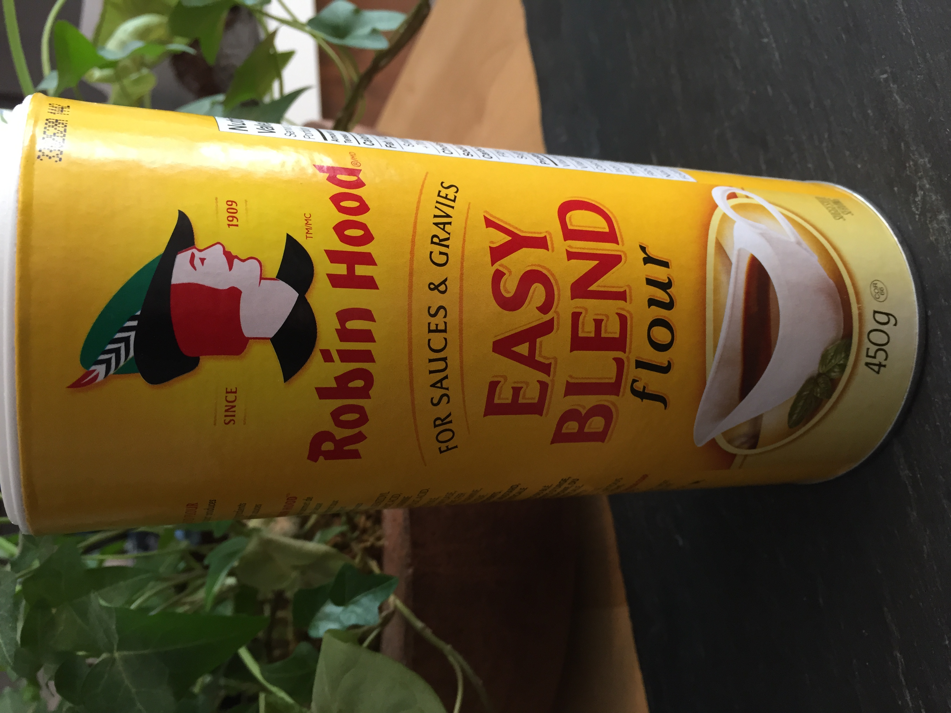 Easy Blend Flour