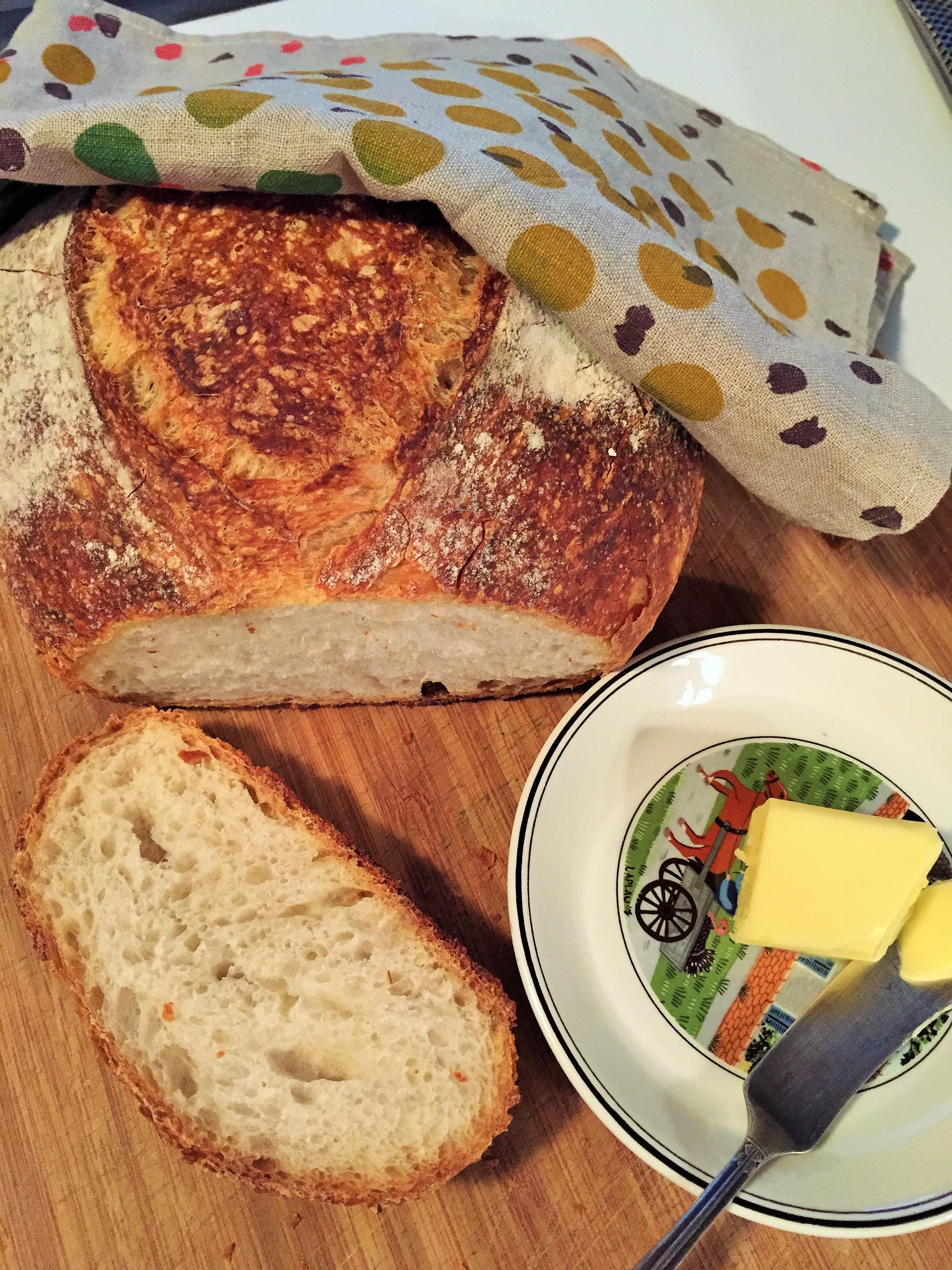 ATK (Almost) No Knead Bread 2.0