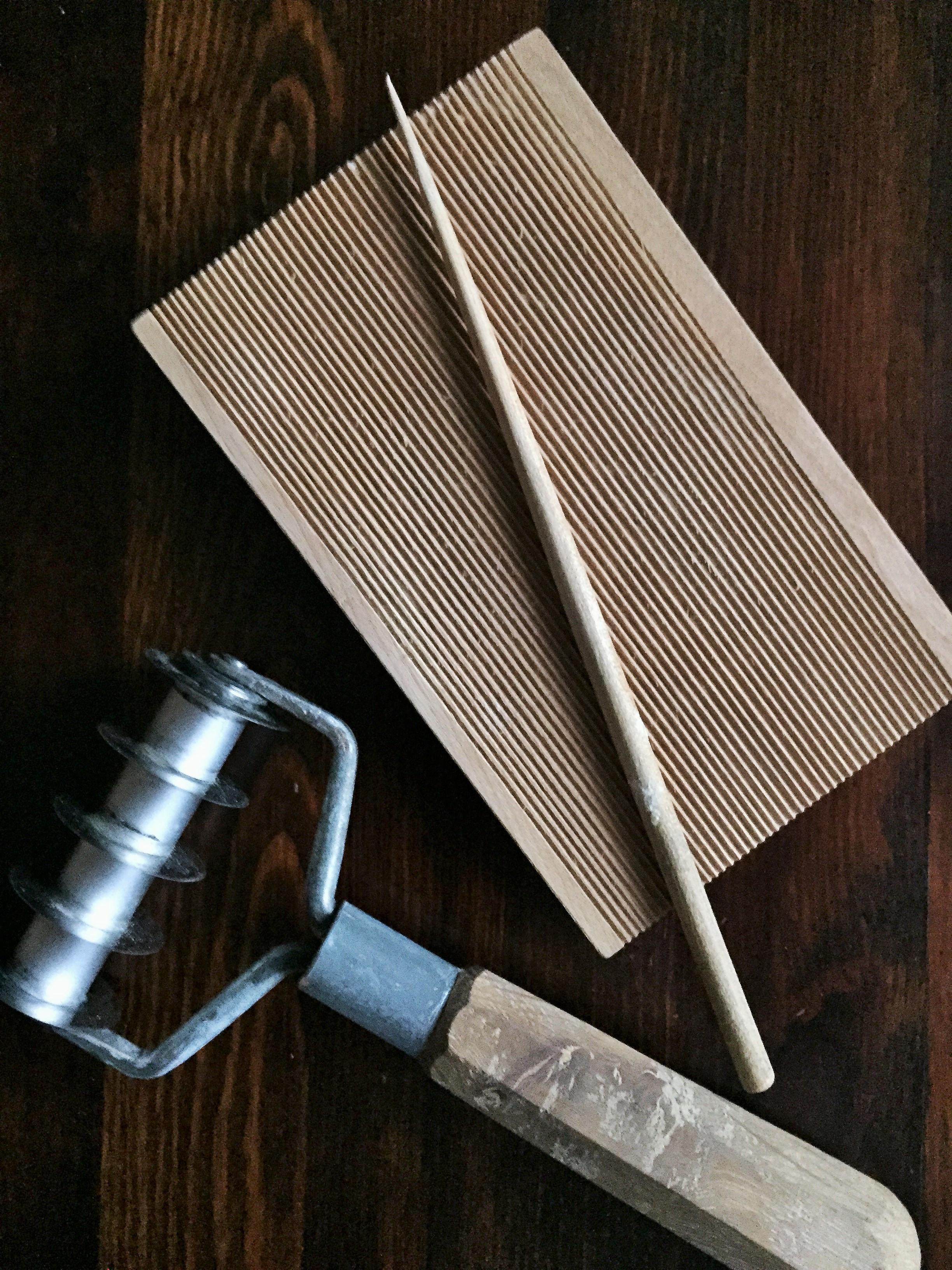 Home-made tools
