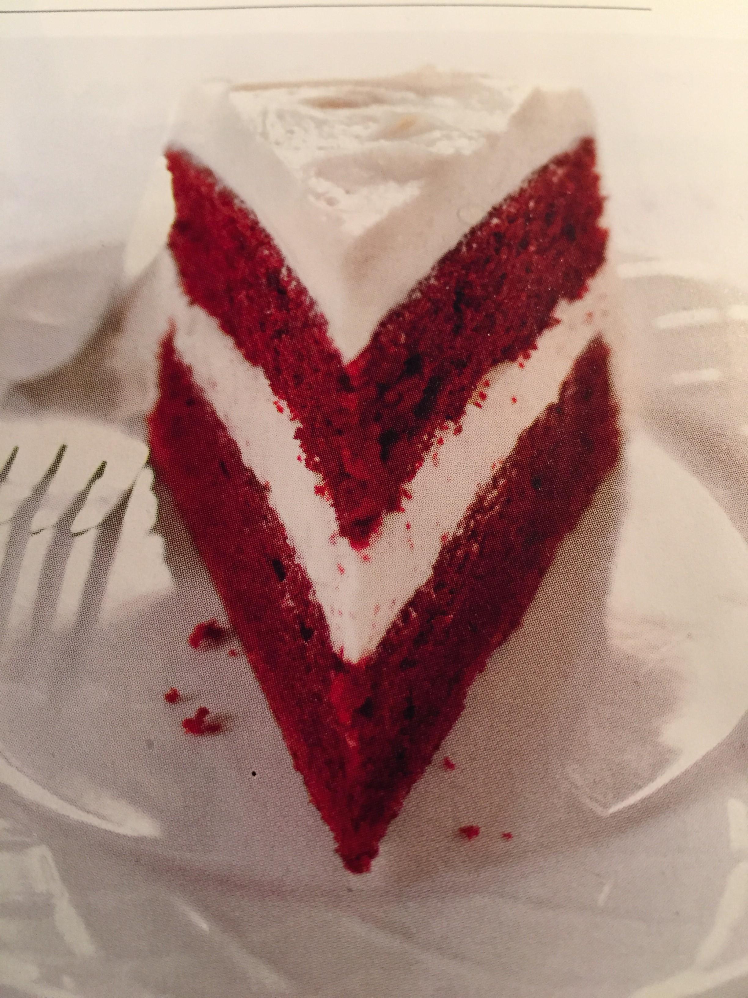Photo of Cake from ATK zine
