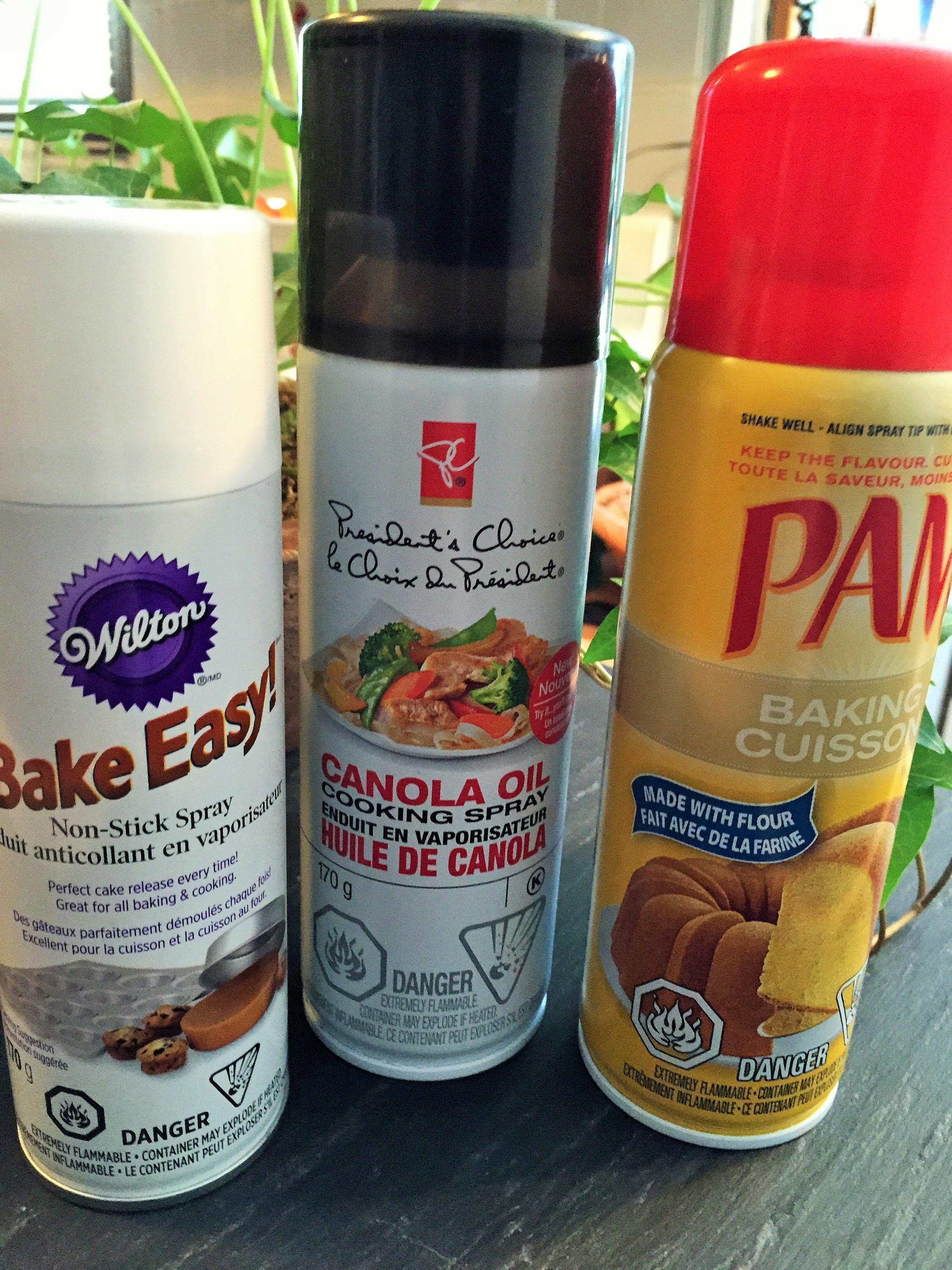 Cooking / Baking Spray