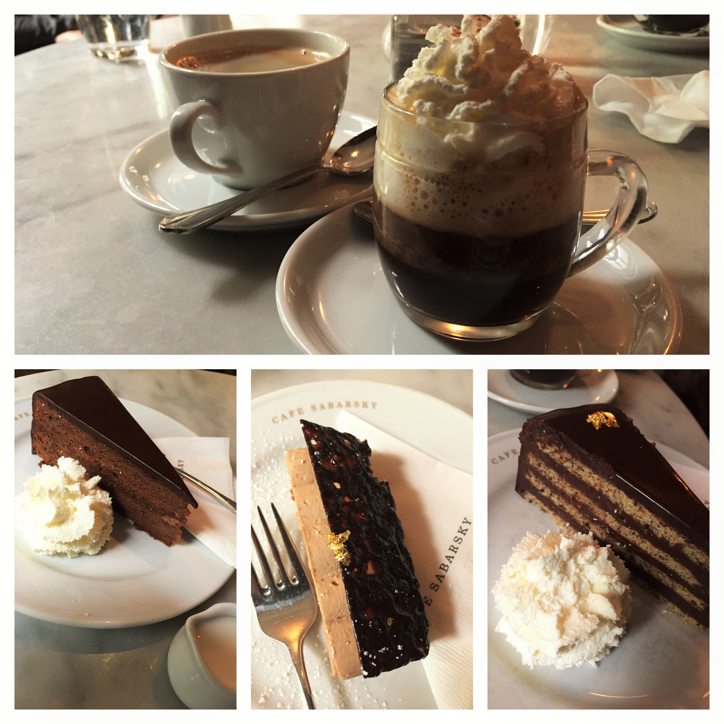 Cafe Sabarsky on 5th Avenue