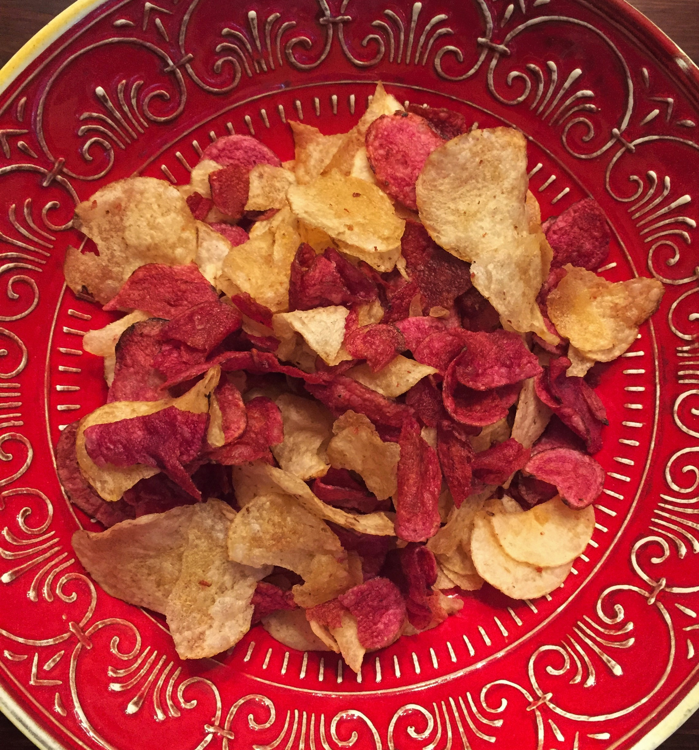Covered Bridge Red & White (Canada) Chips