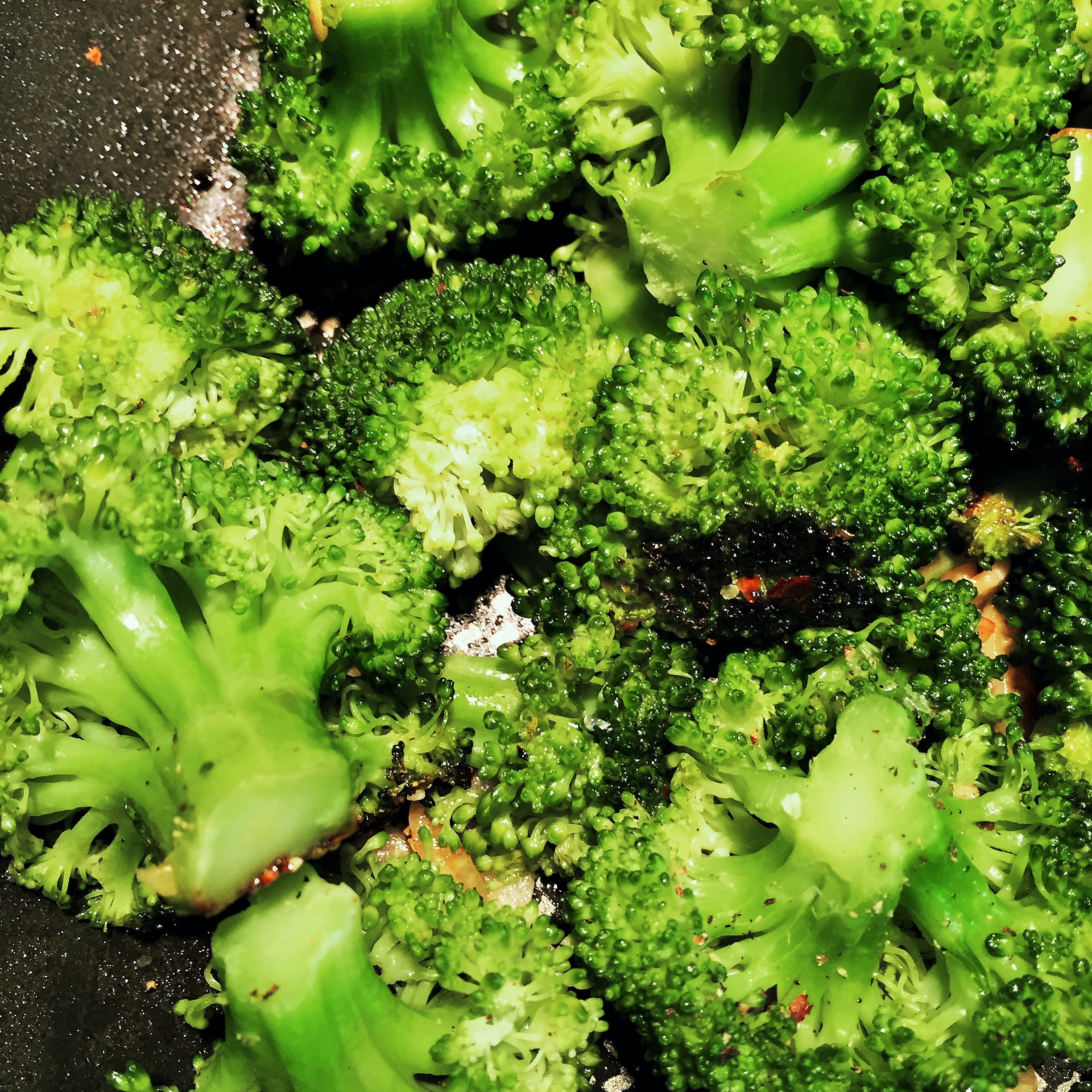 Broccoli: Steamed with a Twist