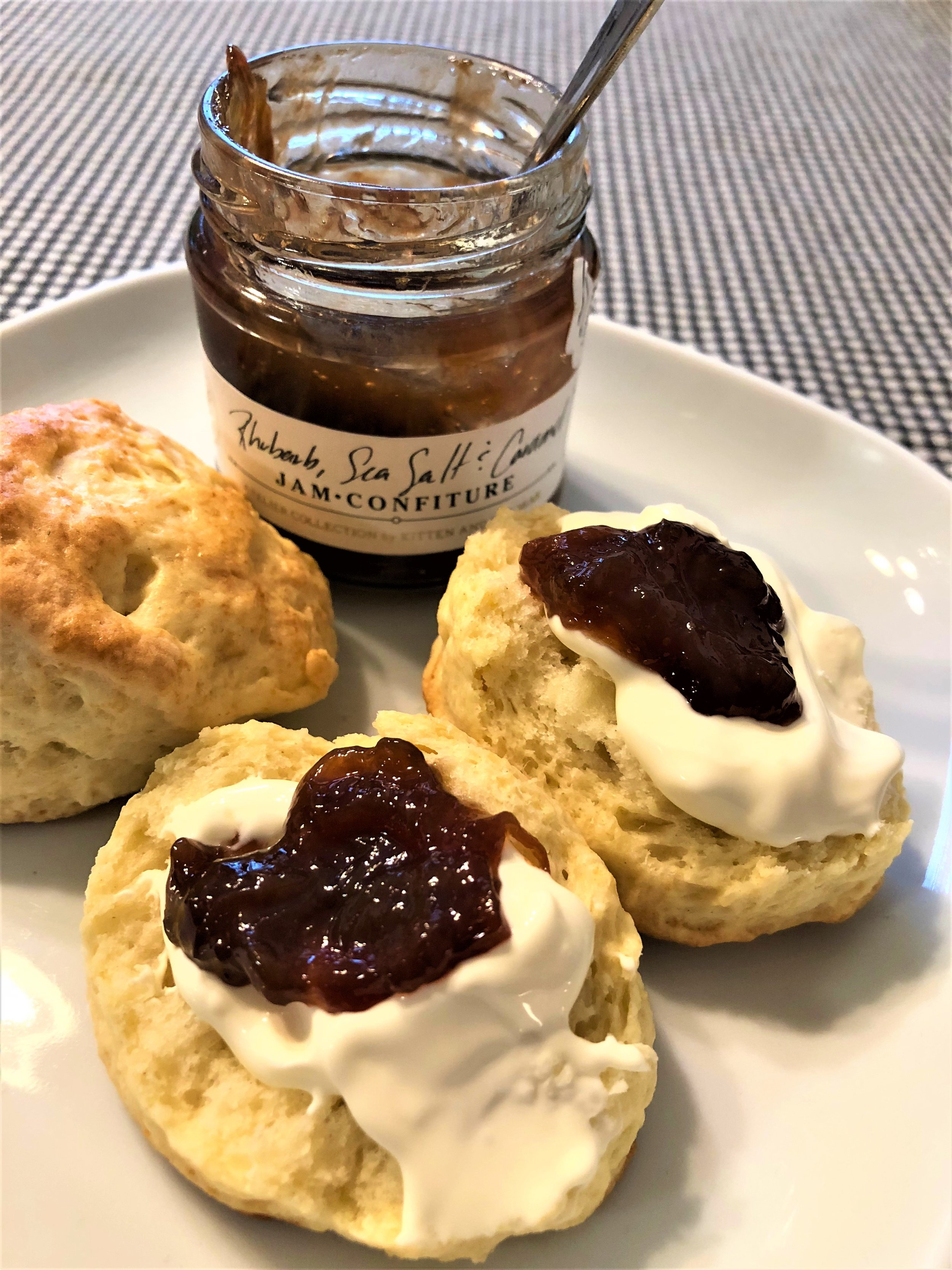 Afternoon Tea Scones