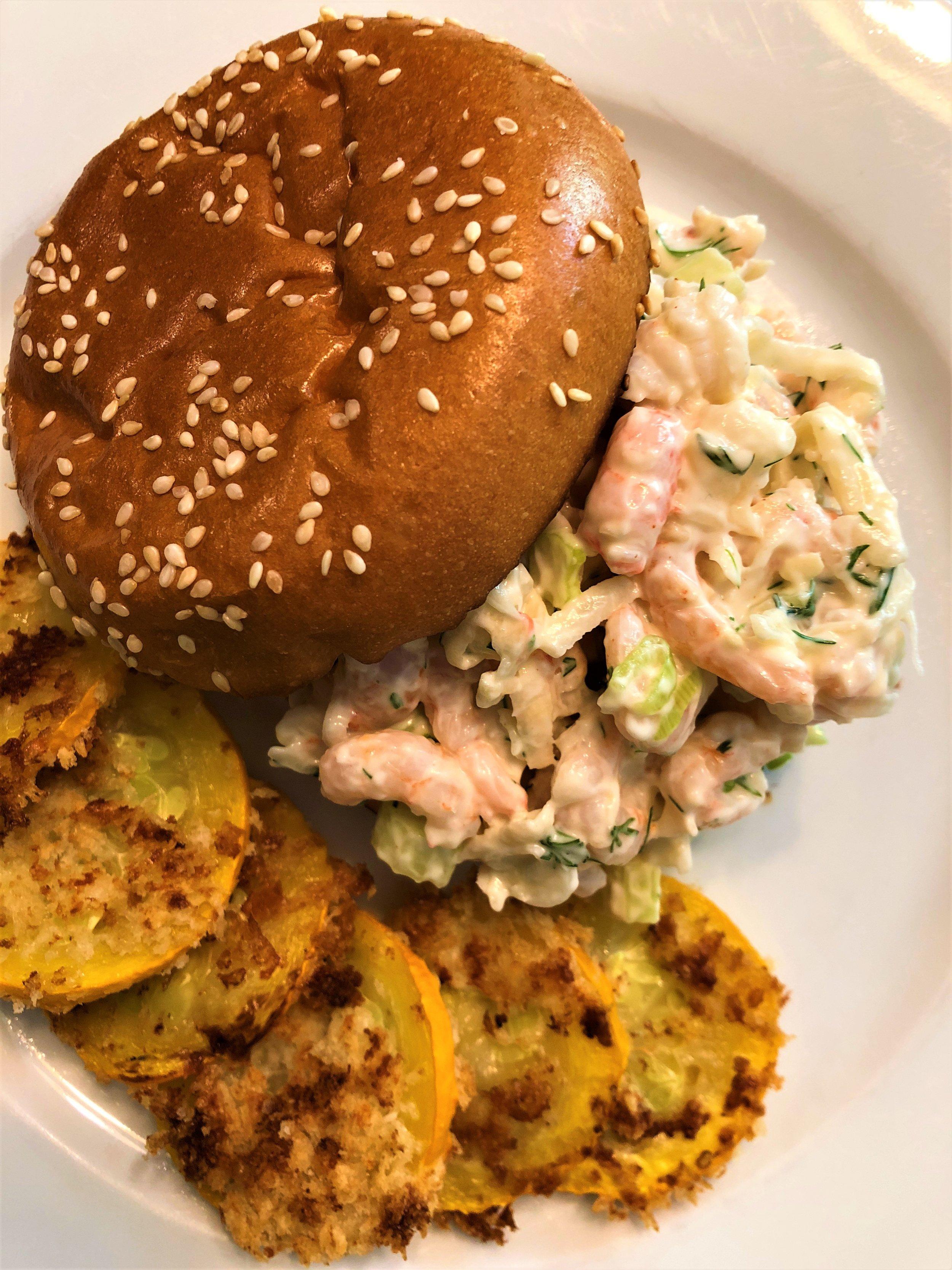 Kitchen Bliss Shrimp Roll