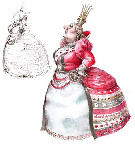 AbiReid_Queen of Hearts
