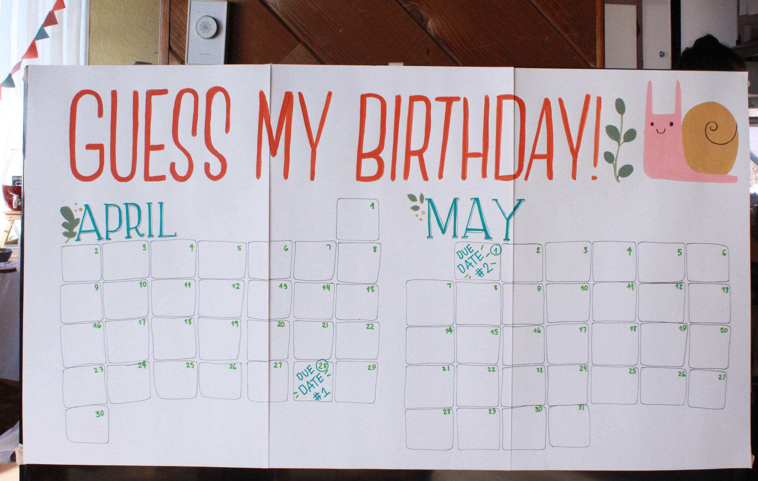 AbiReid_Guess my birthday
