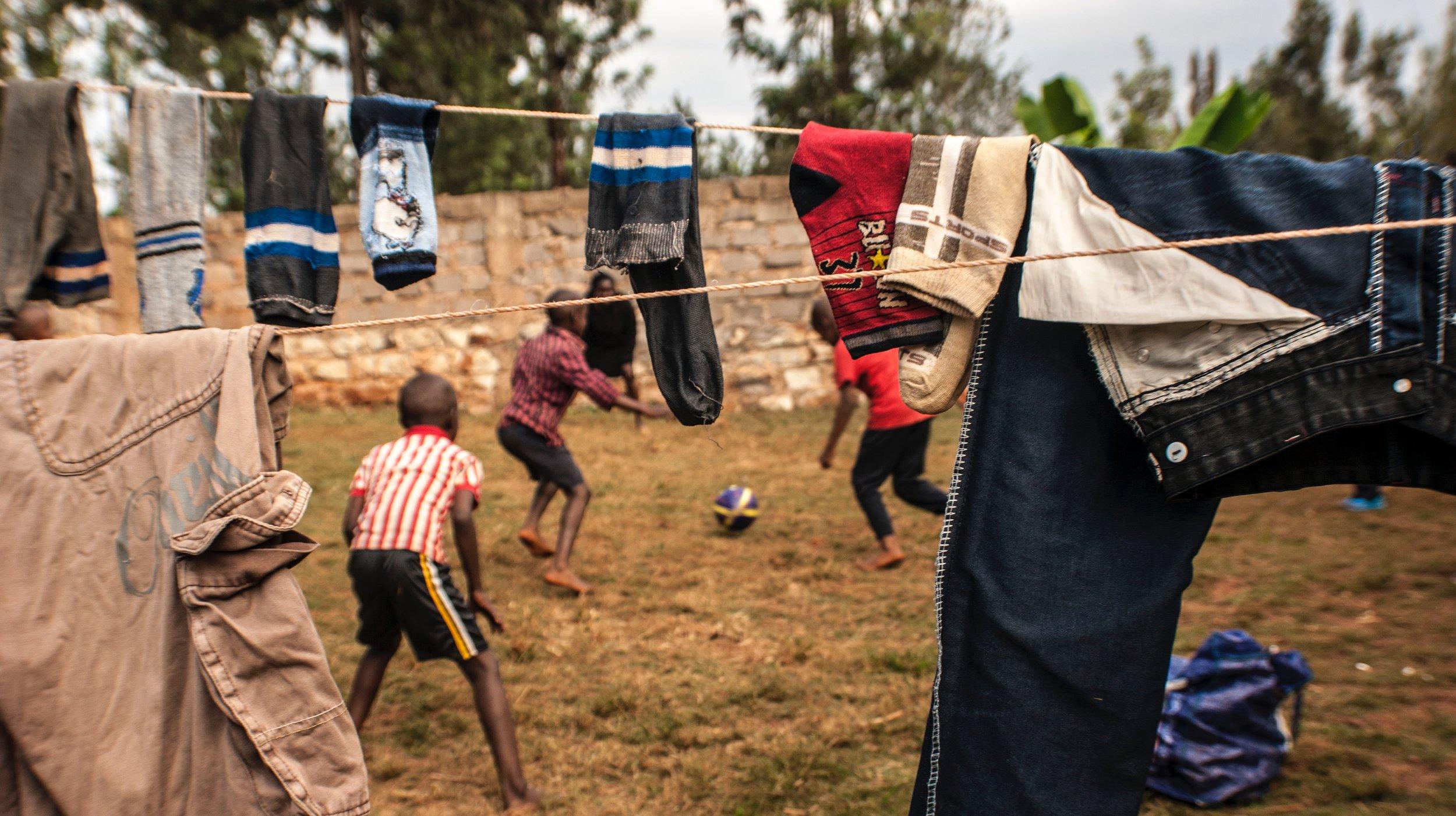 July: Kenya -