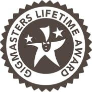 GigMasters - Lifetime Award