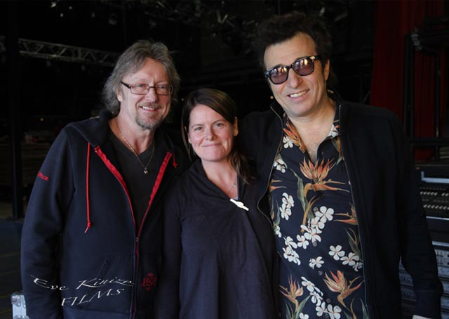 Randy Chrarlton , Lainie Knox & Paul James